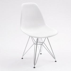 Silla de cocina o comedor DSR réplica alta calidad inspiración silla Tower Eames