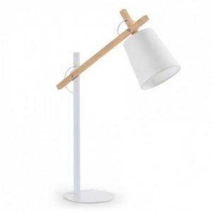 Lámpara de mesa KOSTA blanco