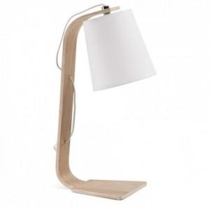 Lámpara de mesa REPCY blanco