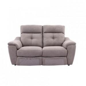 Sofá de dos plazas BAHÍA con sistema relax eléctrico de 170 cm