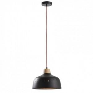 Lámpara de techo BITS metal negro