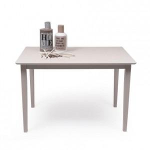 Mesa de comedor o cocina KANSAS color gris